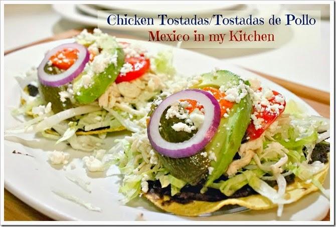 Chicken Tostadas | cinco de mayo recipes