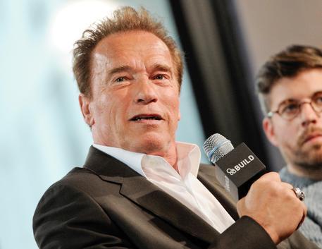 Paura perArnold Schwarzenegger, L'attore Operato D'Urgenza