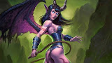 Scary Demoness Magick