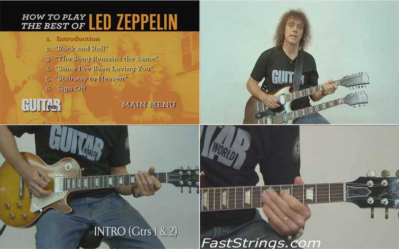 Guitar World - How To Play The Best Of Led Zeppelin