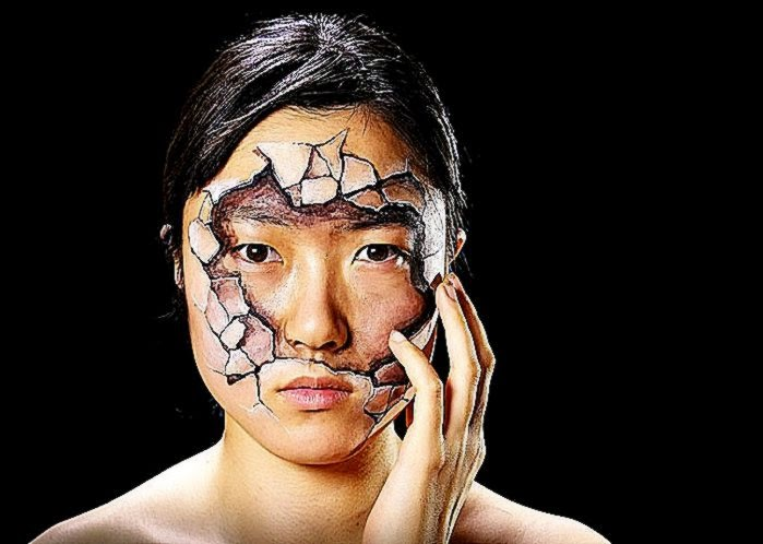 My Body My Rights39 body art by Hikaru Cho   Telegraph