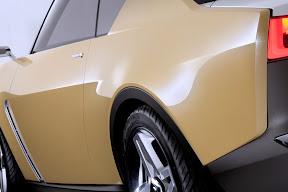 Nissan IDx Freeflow Rear Panel
