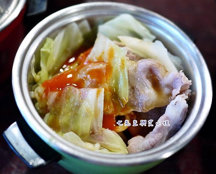 凱古早味鍋燒麵