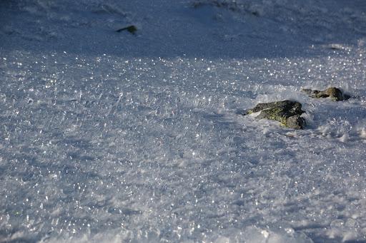 Ľadový povrch