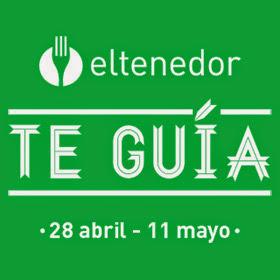 logo tenedor guia El Tenedor te Guía 2014,...