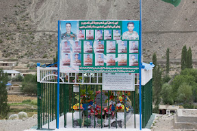 Ghizer is known as the valley of Martyrs