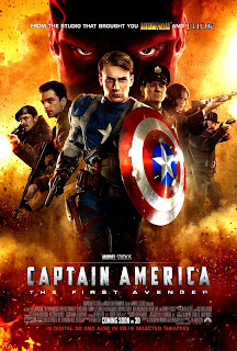 Captain America: The First Avengers Movie Poster