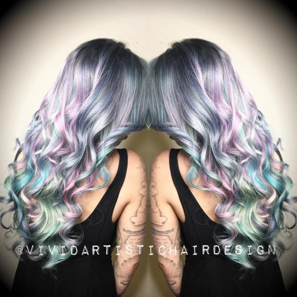 25 Trendy Ombre Hair Color Notion for Women 2018 2