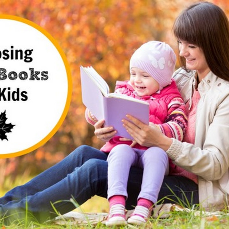 Choosing Fall Books for Kids