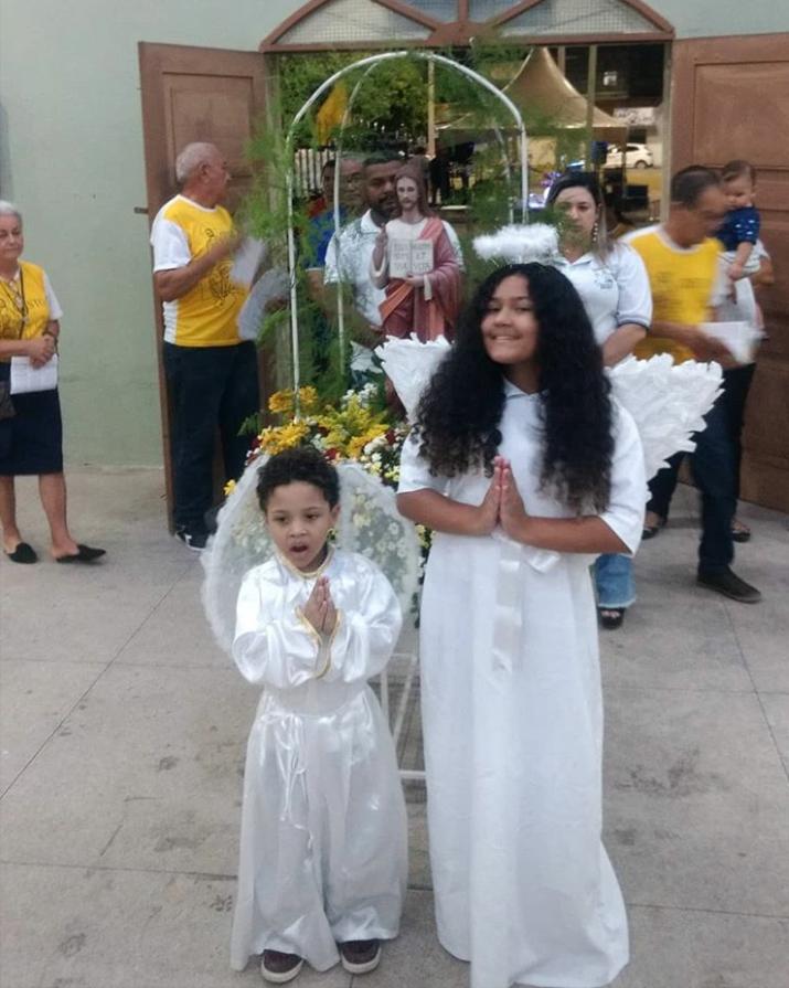 A Paróquia Cristo Rei celebra o novenario aos seu jubileu de 25 anos