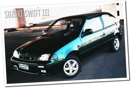 Suzuki Swift III ..by Michele Della Fava