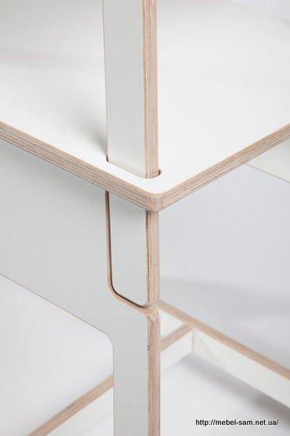 Способ стыковки двух частей стульчика