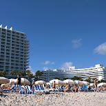 soho house beach club in Miami, Florida, United States