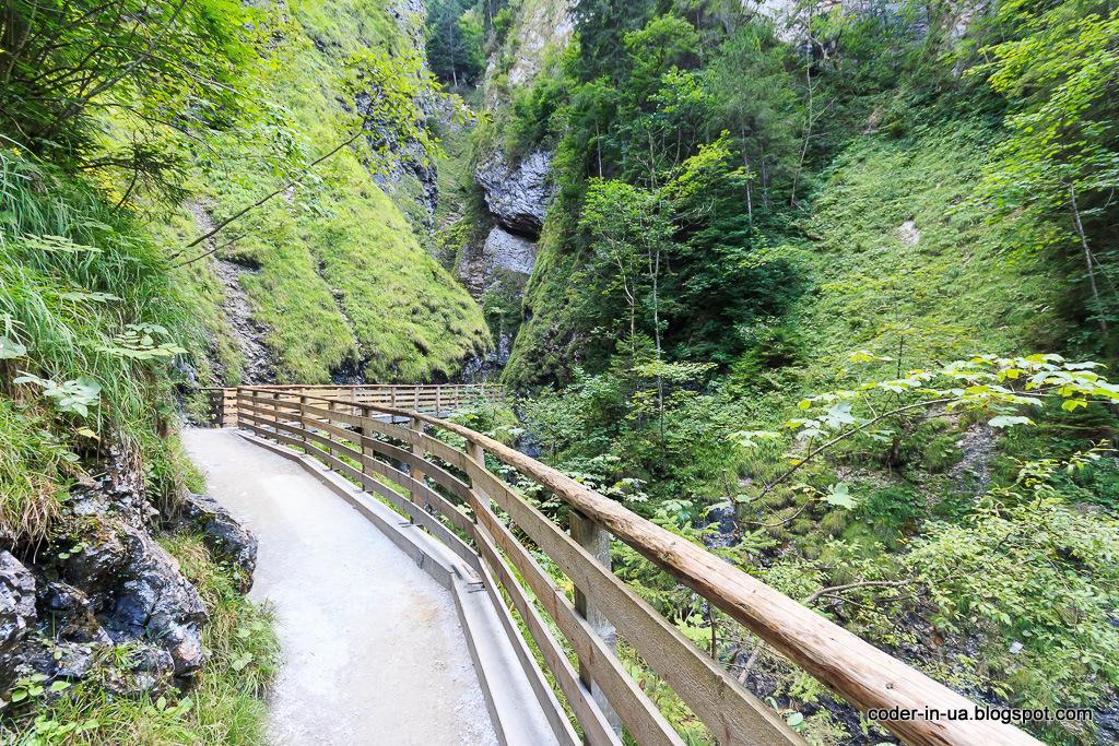 лихтенштайнкламм. австрия
