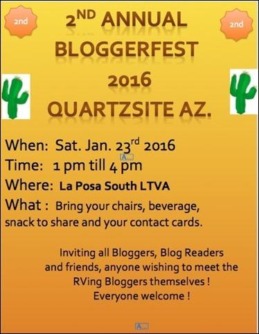 Bloggerfest 6