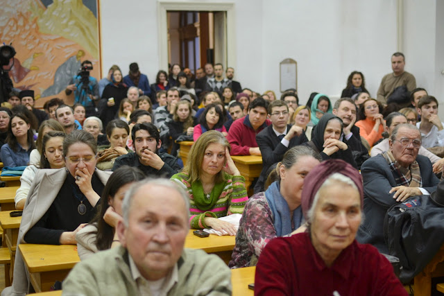 Seara cultural duhorvniceasca la FTOUB 201