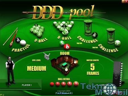 DDD Pool v1.2 3D Full