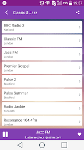 SF Radio FM screenshot 2