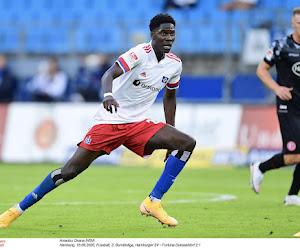 """À la découverte d'Amadou Onana, talent belge de Hambourg : """"Mon parcours m'a fait grandir"""""""
