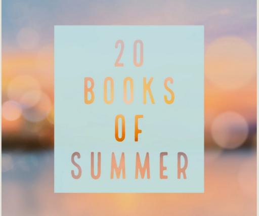 20 Books of Summer - 2021