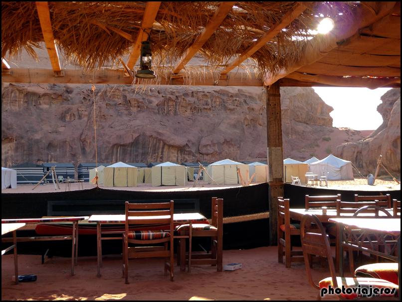 Campamento Beduino