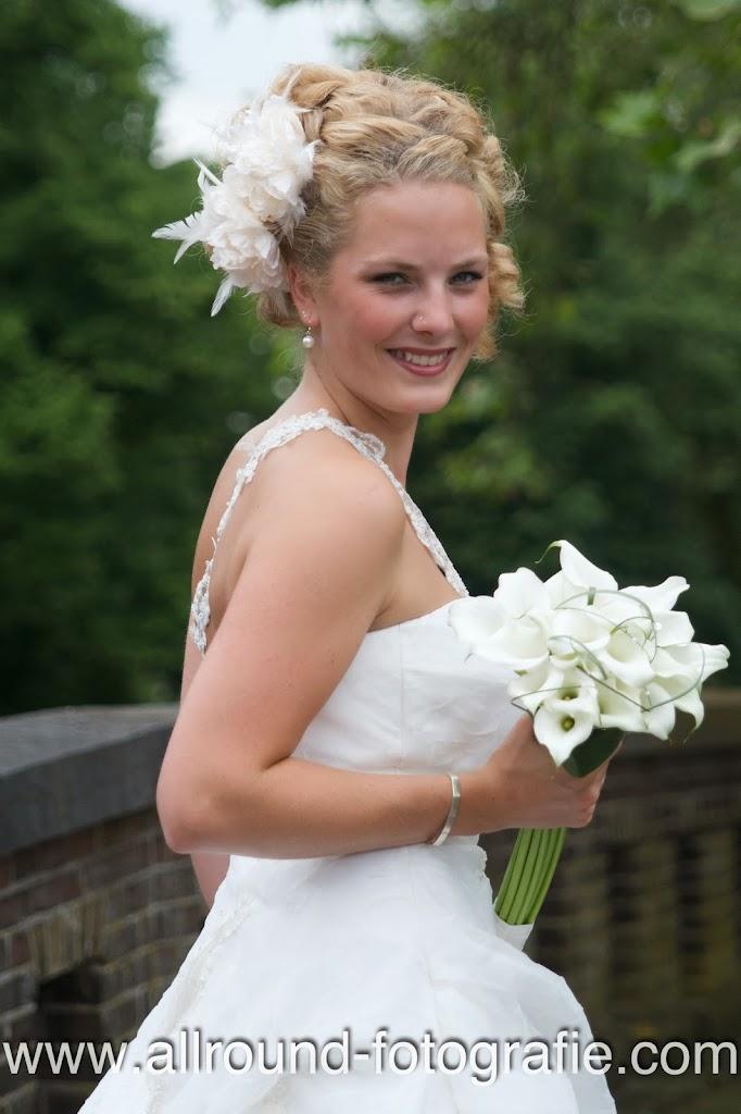 Bruidsreportage (Trouwfotograaf) - Foto van bruid - 006