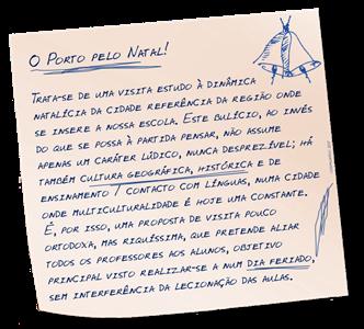 Visita de Estudo Porto pelo Natal