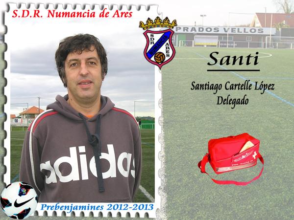 ADR Numancia de Ares. Santi.