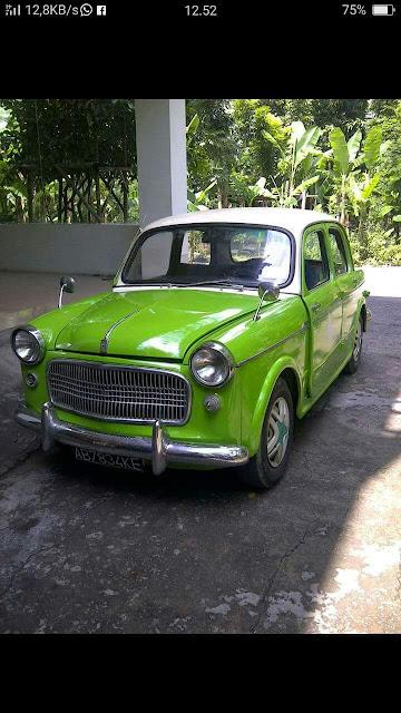 Lapak Mobil Klasik Dijual Fiat 1100 - CIREBON