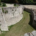 Château de Malesherbes : douves