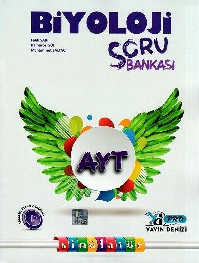 Yayın Denizi Yayınları - AYT Biyoloji - Pro Soru Bankası
