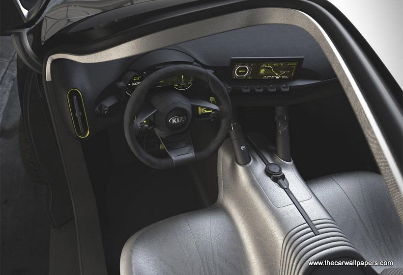 Kia Niro Concept 2013