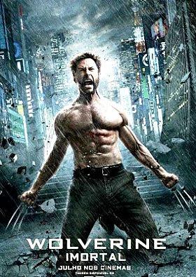 Filme Poster Wolverine - Imortal TS XviD & RMVB Dublado