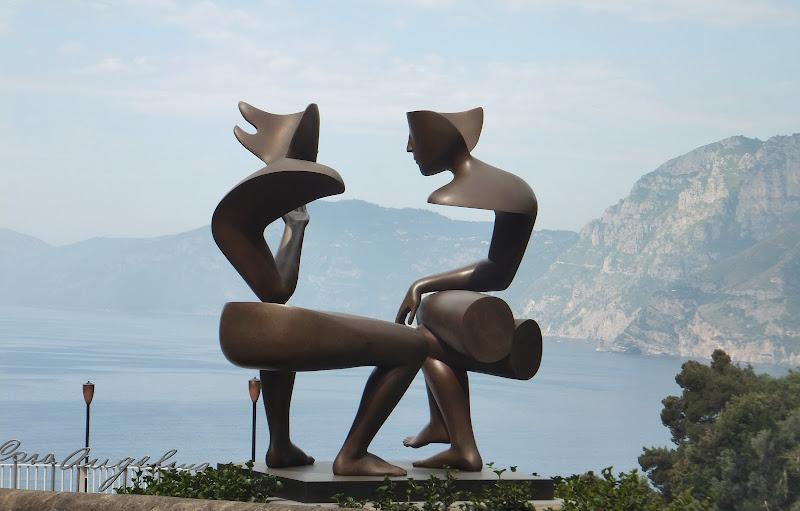 Praiano, Costa Amalfitana, Italia