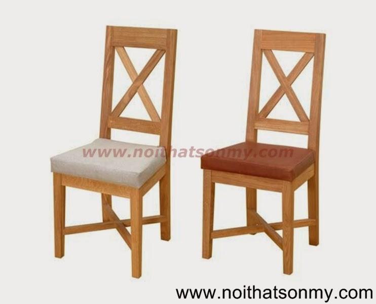 Ghế gỗ 01