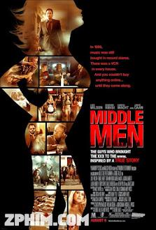 Người Trung Lập - Middle Men (2009) Poster