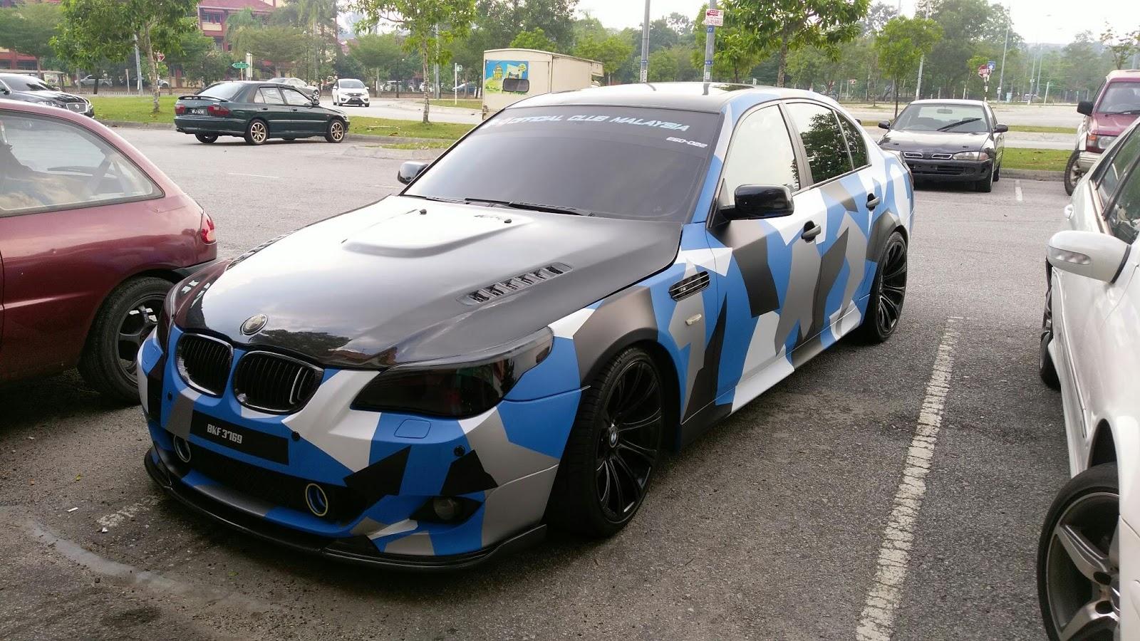 TACG TERMINAL GARAGE: BMW E60