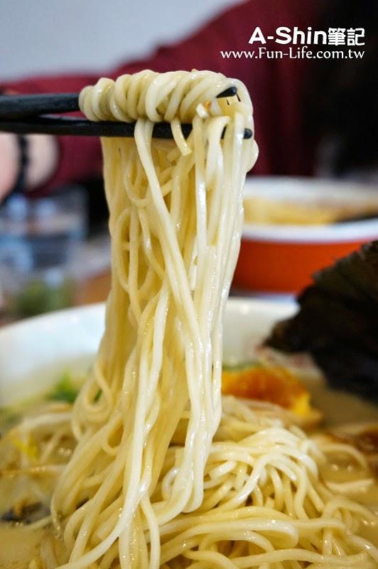 台中山小屋拉麵7