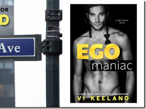 Excerpt Spotlight: Egomaniac by Vi Keeland + Teaser