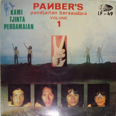Panbers - Djakarta City Sounds - Lirik