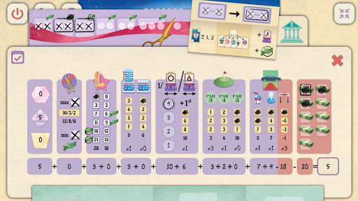 Welcome to New Las Vegas - Score Sheet  screenshots 3