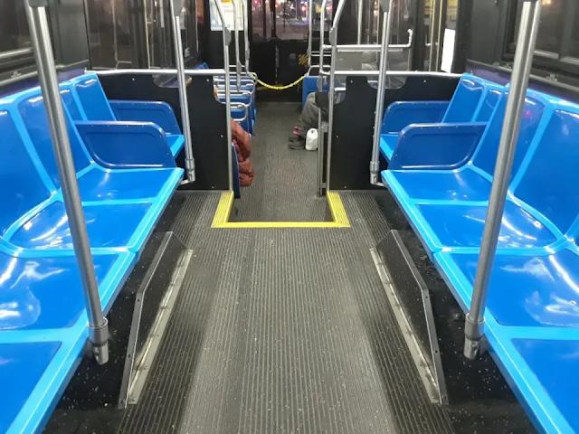 Adolescente de 14 años fue baleado en la cabeza al bajar de bus MTA en Harlem, Nueva York