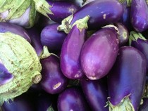 Gotta love purple power! Some information about eggplant