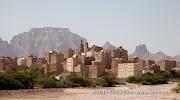 Haban, Shabwa. مدينة حبان بمحافظة شبوة