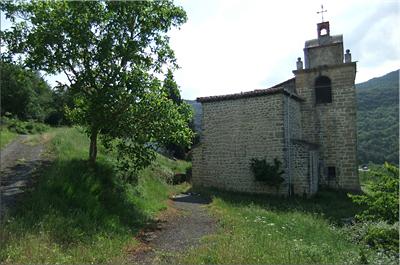 Iglesia de San Miguel en Hereña