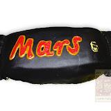 13. kép: Formatorták (fiúknak) - Mars csoki torta