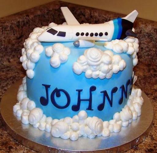 cake older birthday simple Adult