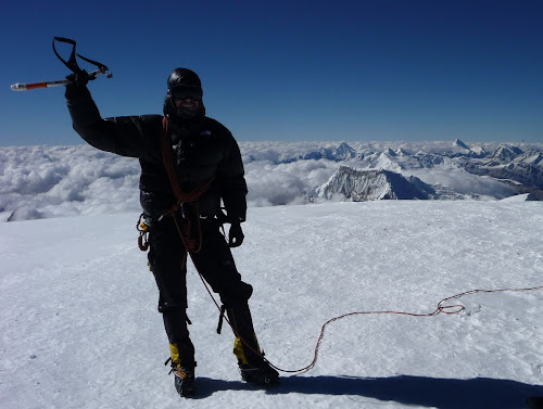 Huascaran Summit