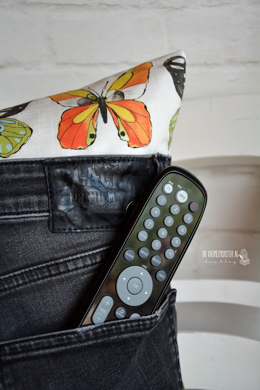 Jeanskissen Butterfly (04)