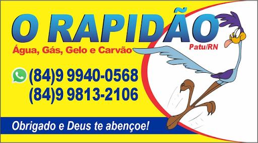 Em Patu, O Rapidão - Água, Gás, Gelo e Carvão